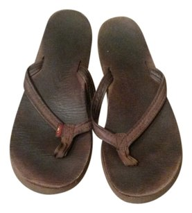 Other Dark Brown Sandals