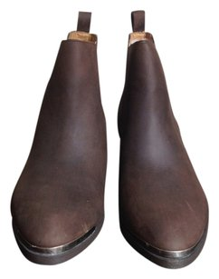 Ralph Lauren Brown Boots