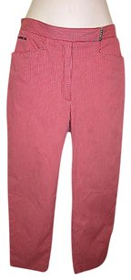 Ralph Lauren Jeans Co 4p Capri/Cropped Pants Red