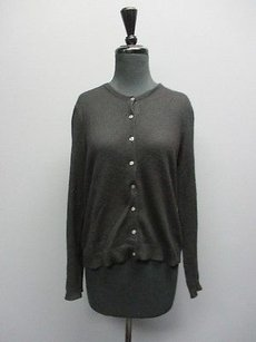 Ralph Lauren Cashmere Long Sleeves Button Cardigan Sma9994 Sweater