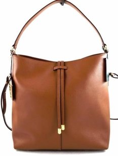 Ralph Lauren Leather Crawley Hobo Bag