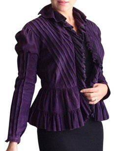 Ralph Lauren Purple Jacket