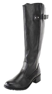 Rampage Good Womens black Boots