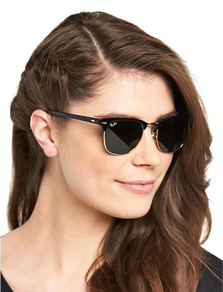 eafd6f586 ... sweden rayban clubmaster rb3016 pantip. ray ban clubmaster 3016 rb3016  w0365 black 51mm 60bd8 9254d