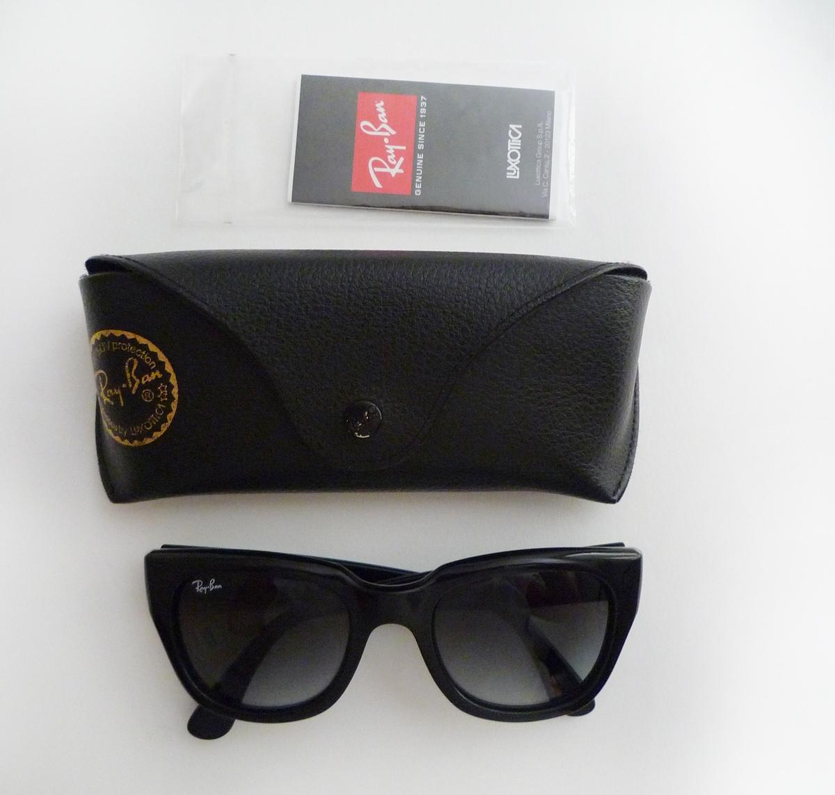 df76efe03611b ireland ray ban rb4178 clubmaster black grey sunglasses fe536 1d346