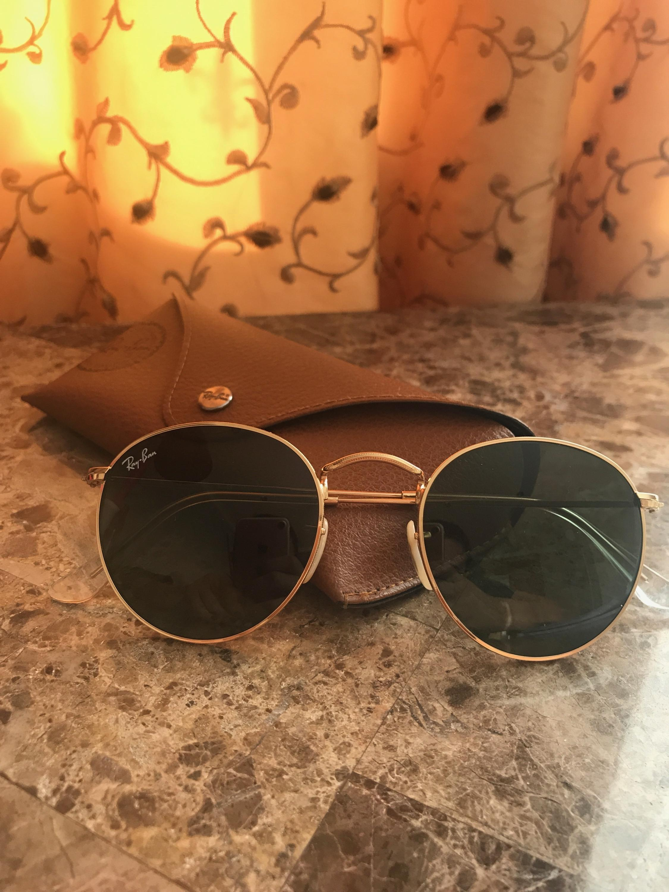 9020b27143e ... where can i buy ray ban green new rb3447 001 50mm round classic g 15  lens
