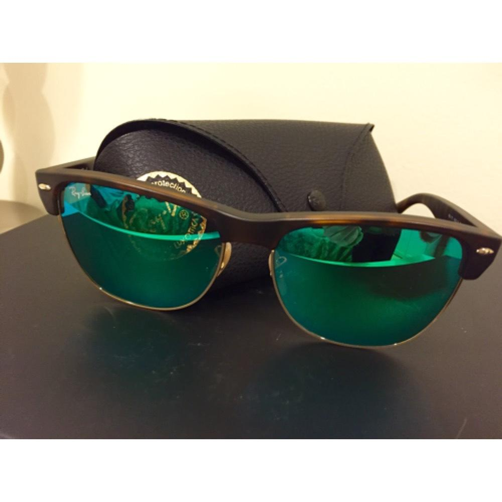 oversized clubmaster ray ban 43sj  ray ban clubmaster oversized flash ray ban clubmaster oversized flash