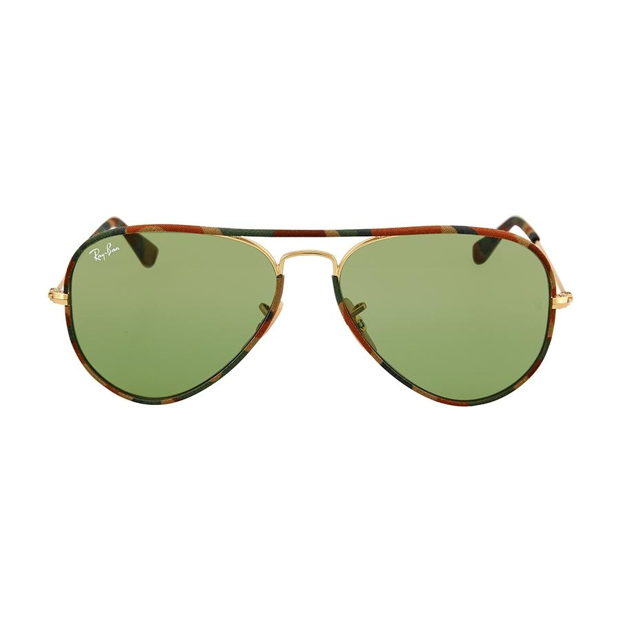 ray ban outlet one day sale  ray ban ray ban sunglasses aviator full color camo green lens excellent cond rb3025jm 1684e 12371920 0 0