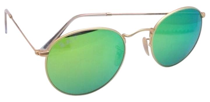 Ray-Ban Round Metal RB 3447 112/P9 - Large ISGbe