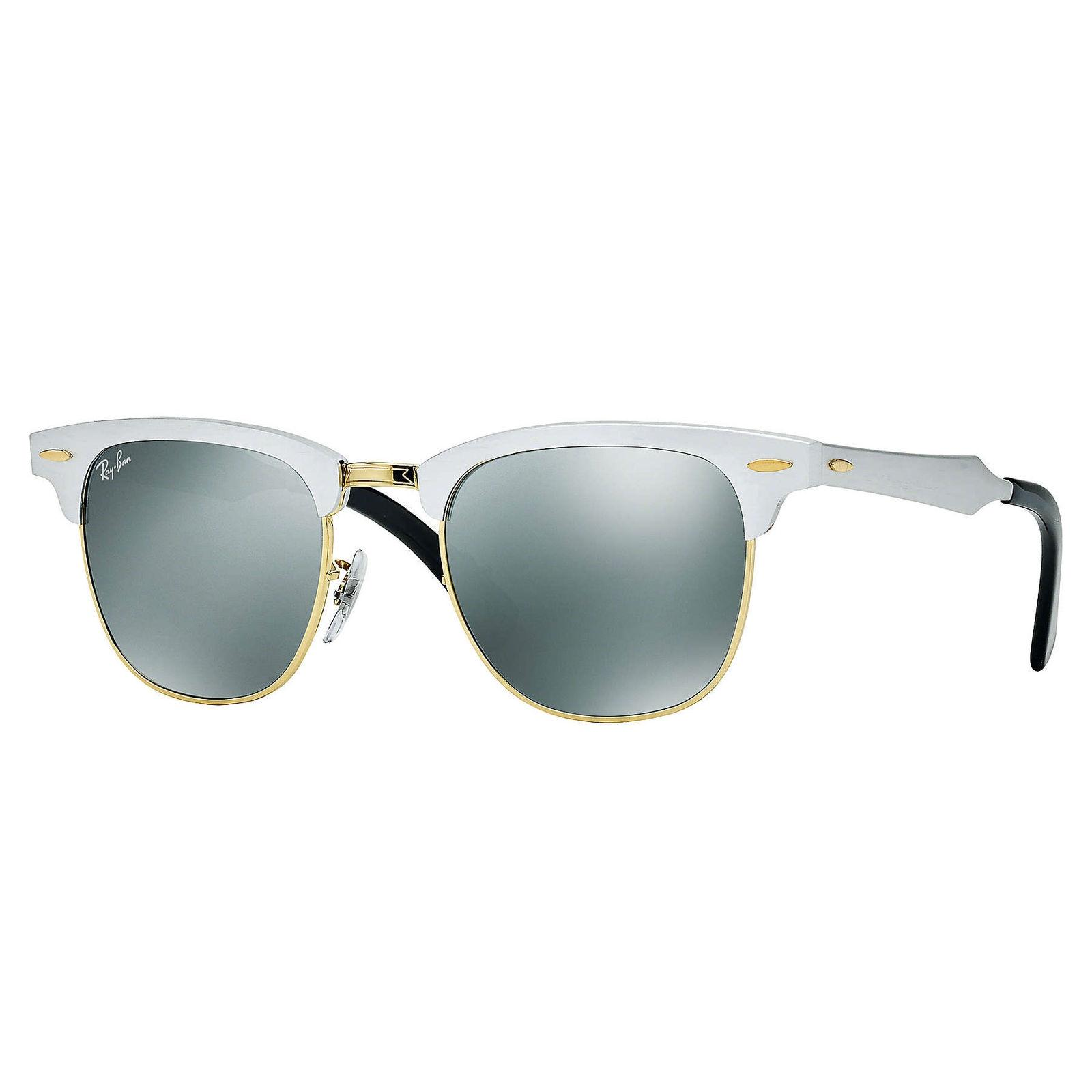 fe0ae6ae3c ... sweden ray ban ray ban clubmaster aluminum sunglasses silver 49mm  rb3507 db750 de19d switzerland ray ban clubmaster wood rb 3016m 1217 9u  wooden ...