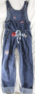 Realty Denim Nwt Overalls Ss Dress