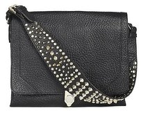 Rebecca Minkoff Red Carpet Leather Spike Detail Jax Cross Body Bag