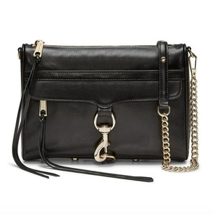 Rebecca Minkoff Mac Minimac Leather Cross Body Bag