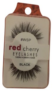 Red cherry 10 Packs Of Lashes Human Hair