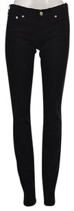 Red Engine Womens Black Skinny Jeans