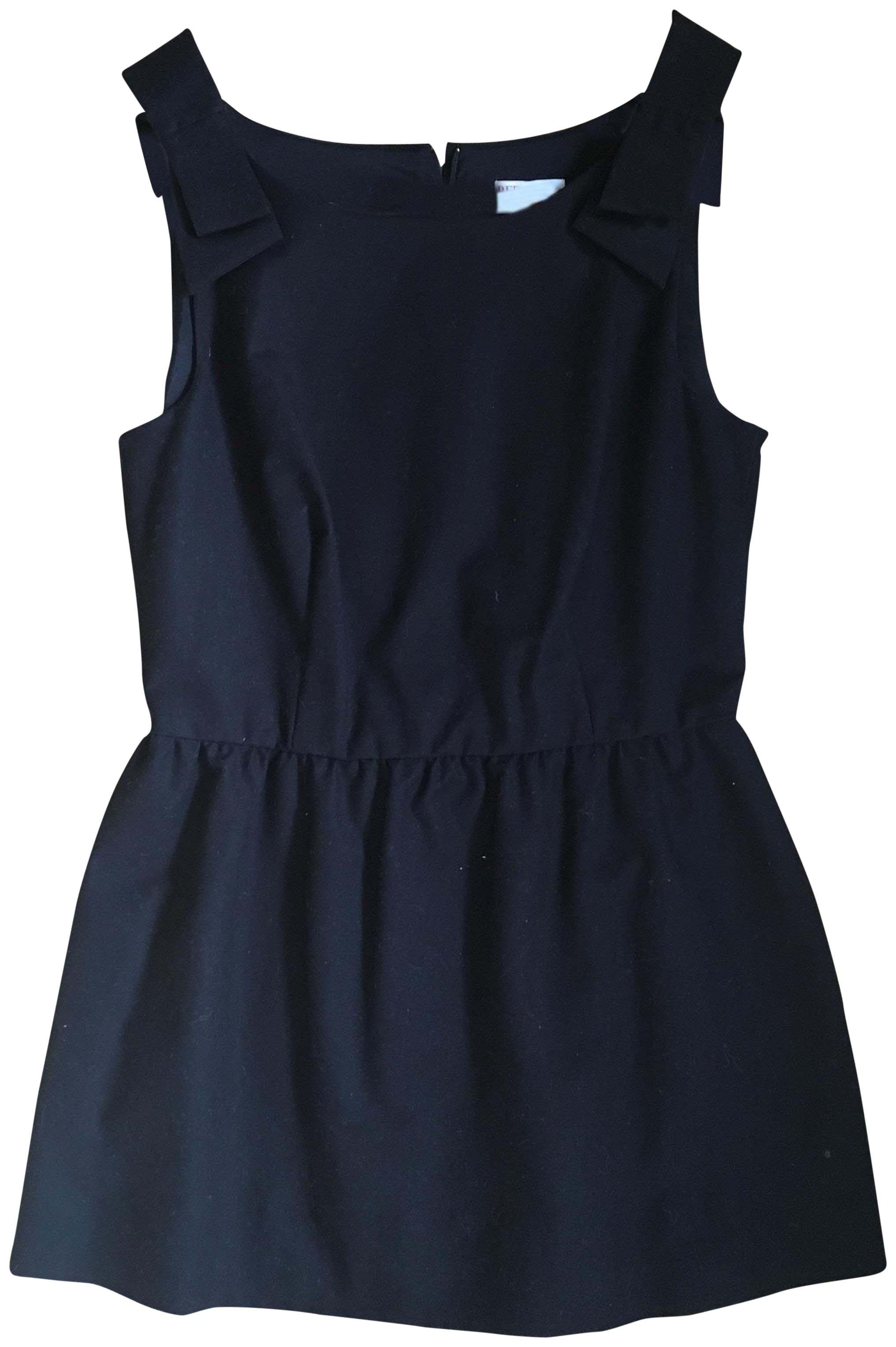 bow detail sleeveless blouse - Blue Red Valentino Explore Cheap Price Outlet Discount Sale Buy Cheap Footaction Outlet High Quality Reliable aAj0jnQS