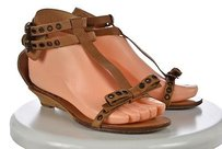 RED Valentino Womens Brown Sandals