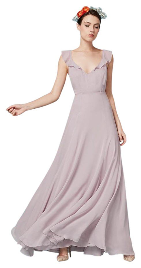 reformation wedding dress reformation lilac purple dress 29 retail 7054