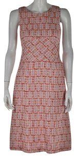 Rena Lange Womens Pink Dress