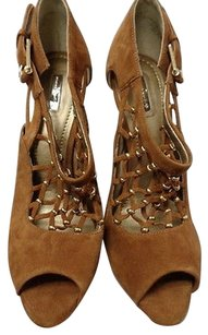 REPORT & Wedges Brown Platforms