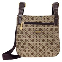 Rioni Canvas Cross Body Italy Shoulder Bag