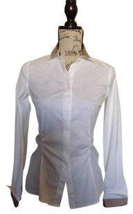 Rivamonti Button Down Shirt White