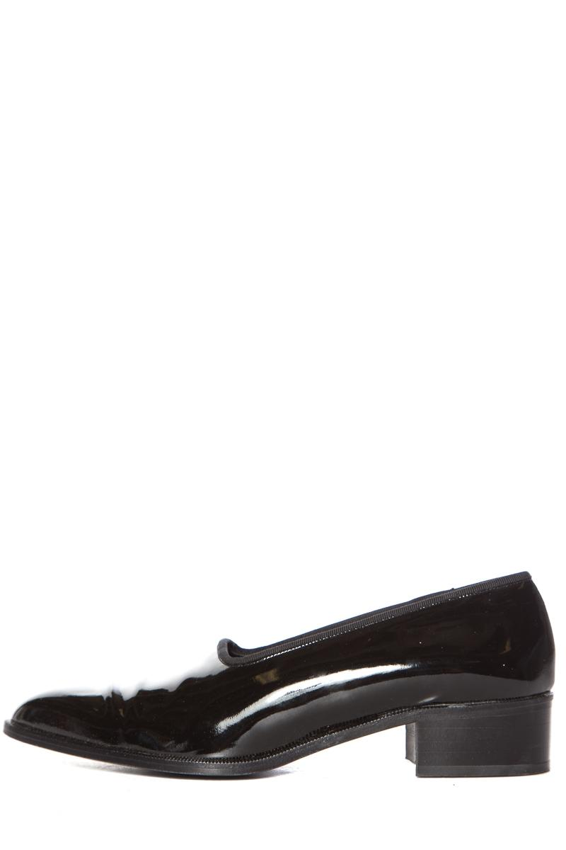 cheap price store sale best seller Robert Clergerie Leather Loafer Pumps discounts clearance shop clearance under $60 5rOWtifM