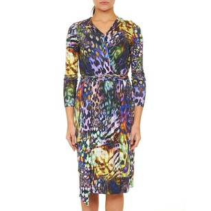 Robert Graham Bessa Faux Wrap Dress