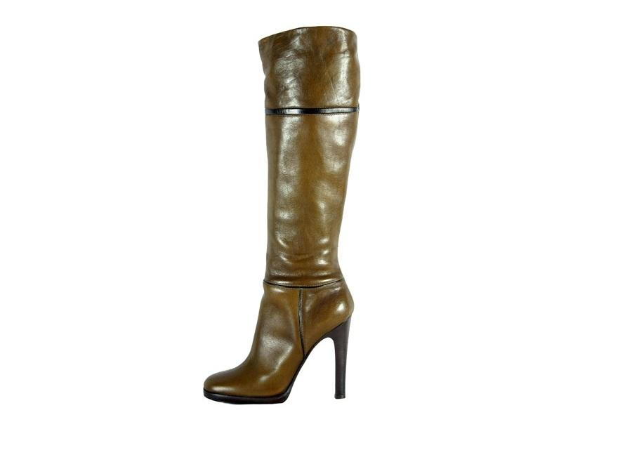 Roberto Cavalli Platform Knee-High Boots cheap sale amazon clearance huge surprise wiki cheap price clearance online cheap real SZLFWL