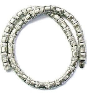 Roberto Coin Roberto Coin 18kt Appassionata Diamond Necklace Wg 3.00ct