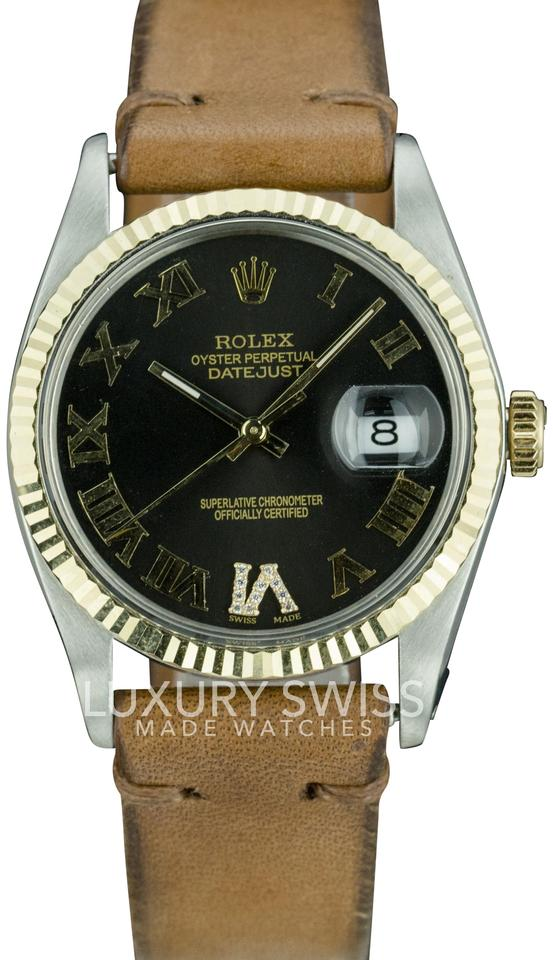 bracelet mens watch watches date full rolex just ct diamond jubilee