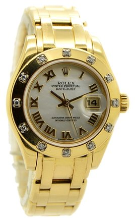 Preload https://item1.tradesy.com/images/rolex-gold-datejust-pearlmaster-80318-18k-yellow-diamond-ladies-watch-3524005-0-0.jpg?width=440&height=440