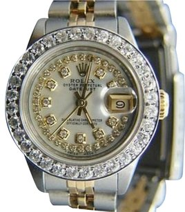 Rolex Ladies Datejust Watch with Box & Appraisal