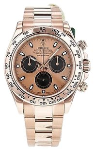 Rolex Rolex Cosmograph Daytona 18K Rose Gold 116505 w/ Box and Papers RLXDYR4