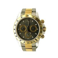 Rolex Mens Rolex Watch - Two-tone Daytona Steel And Gold - 116523