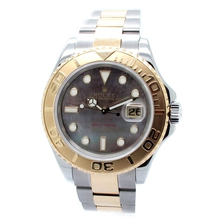 Rolex Rolex Yacht-master 16623 18K Yellow Gold and Stainless Steel Men's Watch