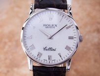 Rolex Rolex Cellini 5116 18k Solid White Gold Swiss Made Mens Dress Watch 2001 P20