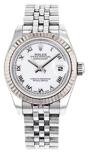 Rolex Rolex DateJust 179174 Stainless Steel & 18k Gold Automatic Wrist Watch for Women RLXLS25