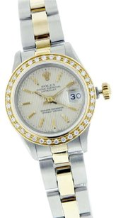 Rolex Rolex Datejust 69173 Dial and Bezel Ladies Watch