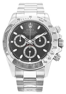 Rolex ROLEX DAYTONA 116520 STAINLESS STEEL MEN'S WATCH