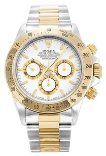Rolex ROLEX DAYTONA 16523 STAINLESS STEEL AND YELLOW GOLD MEN'S WATCH
