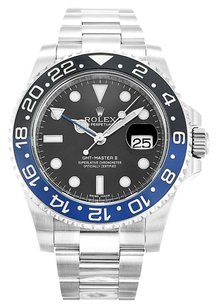 Rolex ROLEX GMT MASTER II 116710 STAINLESS STEEL MEN'S WATCH