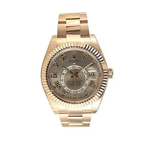 Rolex Rolex Sky Dweller Watch - Everose - Bracelet - 326935