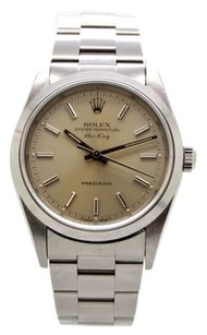 Rolex ROLEX STAINLESS AIR KING OYSTER PERPETUAL PRECISION WATCH