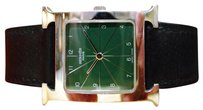 Rolex Hermes H Hour Hh1.510 Green Dial 26mm Stainless Steel Watch