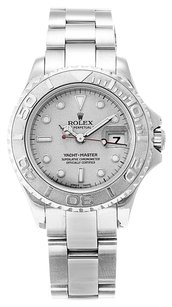 Rolex ROLEX YACHT-MASTER 169622 STAINLESS STEEL LADIES WATCH