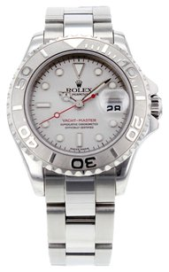 Rolex Women's Rolex Yacht-Master 169622 29mm Automatic Watch in Stainless Steel RLXYMS1