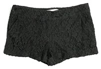 Rory Beca Lace Dress Shorts Black