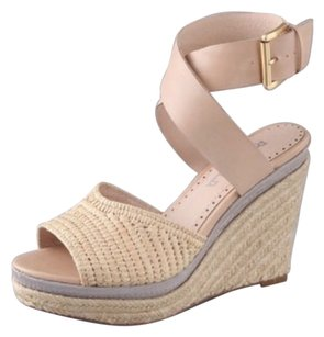 Rosegold Shoes Wedges