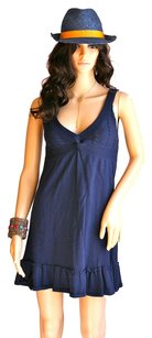 Rubbish short dress Navy Blue Nordstrom on Tradesy